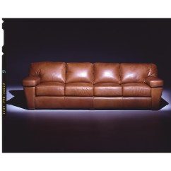Four Seat Sofa Set Futura Leather And Vinyl Power Reclining With Headrest In Stone Omnia Prescott 4 Living Room