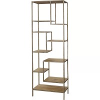 """Universal Furniture Moderne Muse 86"""" Etagere Bookcase ..."""