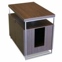 Modern Cat Designs Large Cat Litter Box Enclosure ...