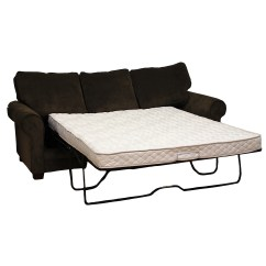 Plush Magnum Sofa Review White Design Ideas Classic Brands 5 25 Quot Bed Mattress And Reviews