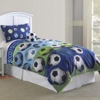 Hallmart Collectibles Soccer Comforter Set & Reviews | Wayfair