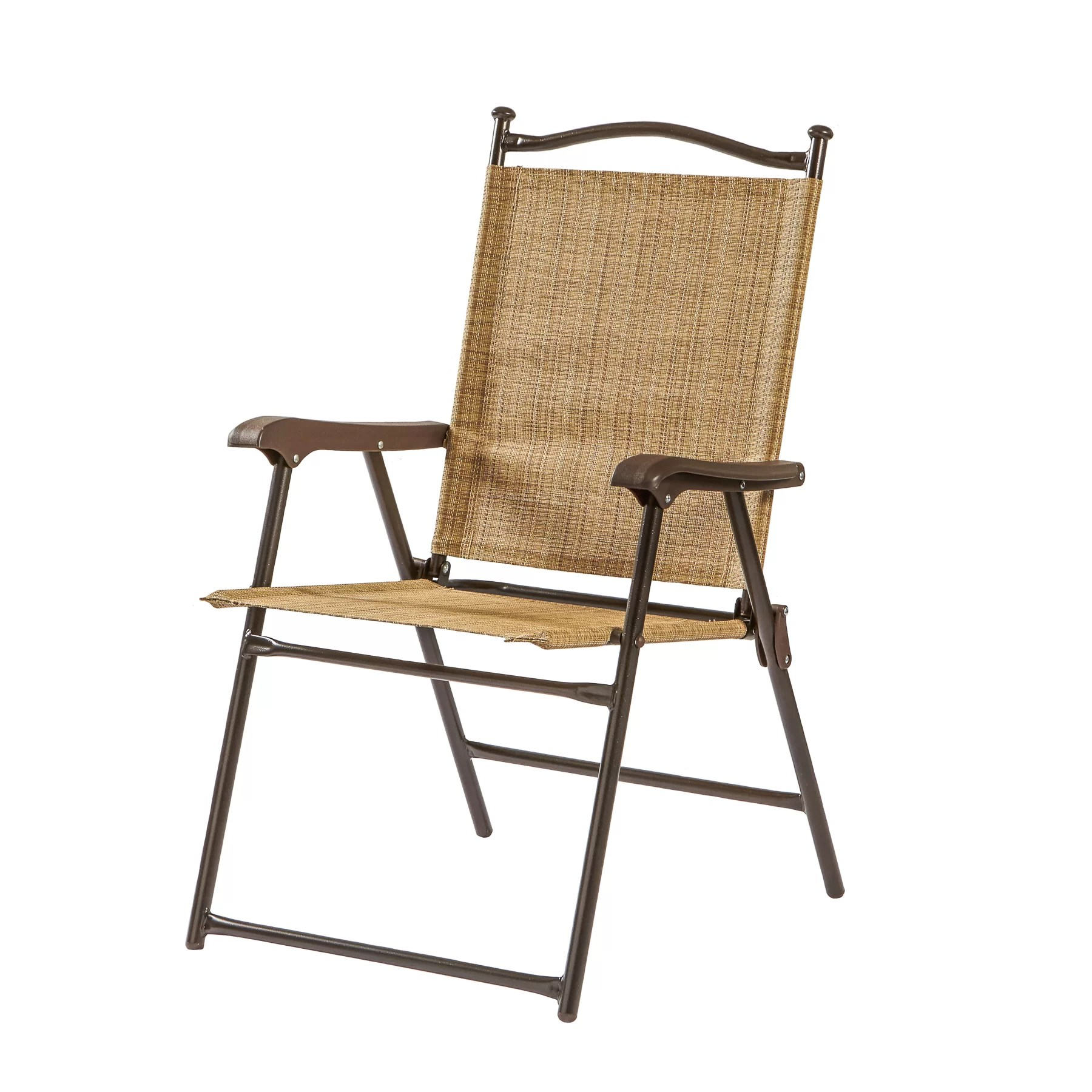 Greendale Home Fashions Sling Back Outdoor Chair  Reviews