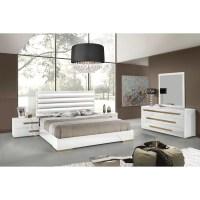 VIG Furniture Platform 5 Piece Bedroom Set & Reviews | Wayfair