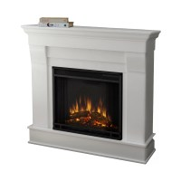 Real Flame Chateau Electric Fireplace & Reviews | Wayfair