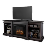 Real Flame Fresno TV Stand with Electric Fireplace ...