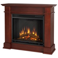 Real Flame Devin Petite Electric Fireplace & Reviews | Wayfair