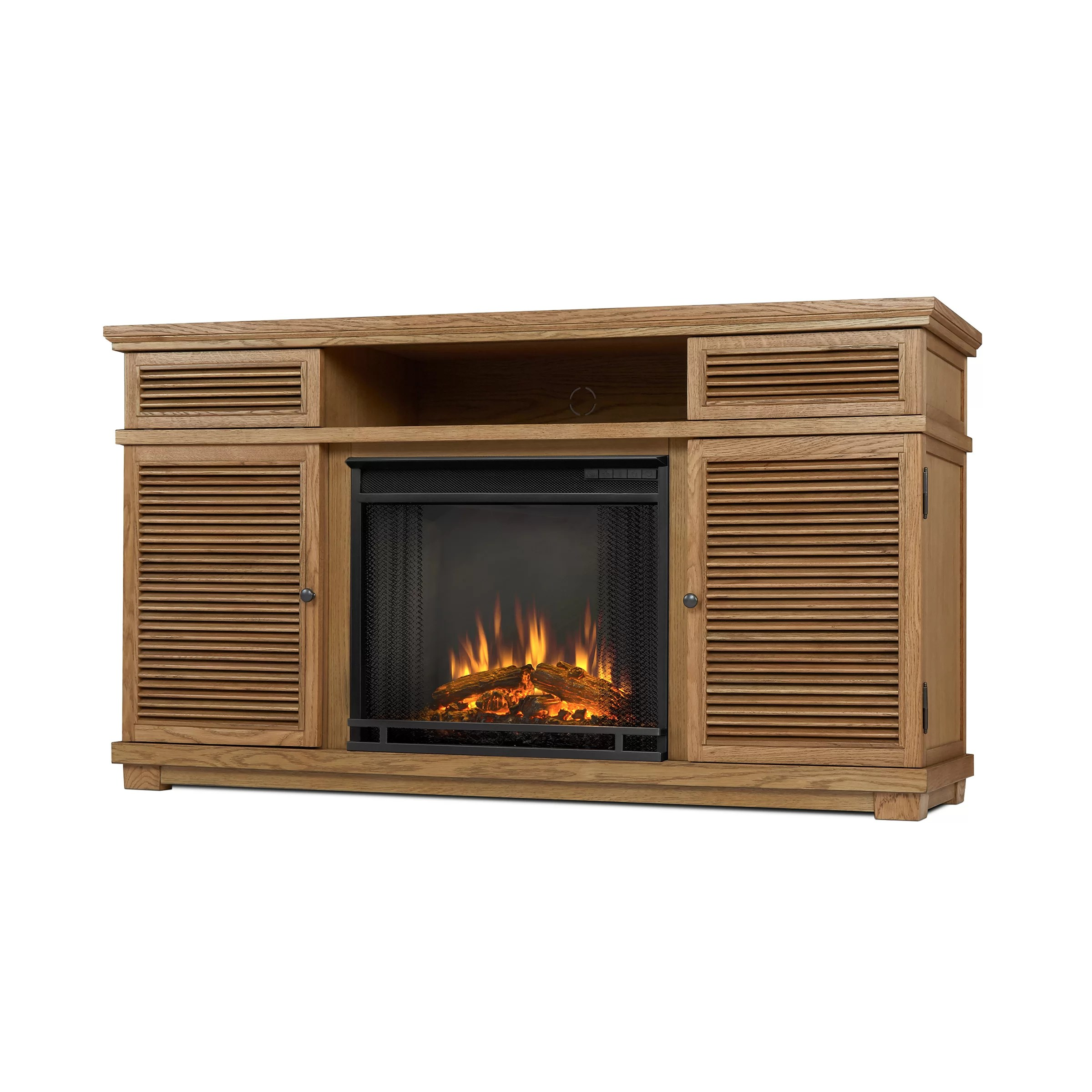 Real Flame Cavallo Electric Fireplace