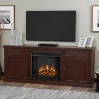 Real Flame Cassidy Entertainment Unit with Electric ...