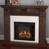 Real Flame Porter Electric Fireplace & Reviews | Wayfair