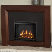 Real Flame Colton Electric Fireplace   Wayfair.ca