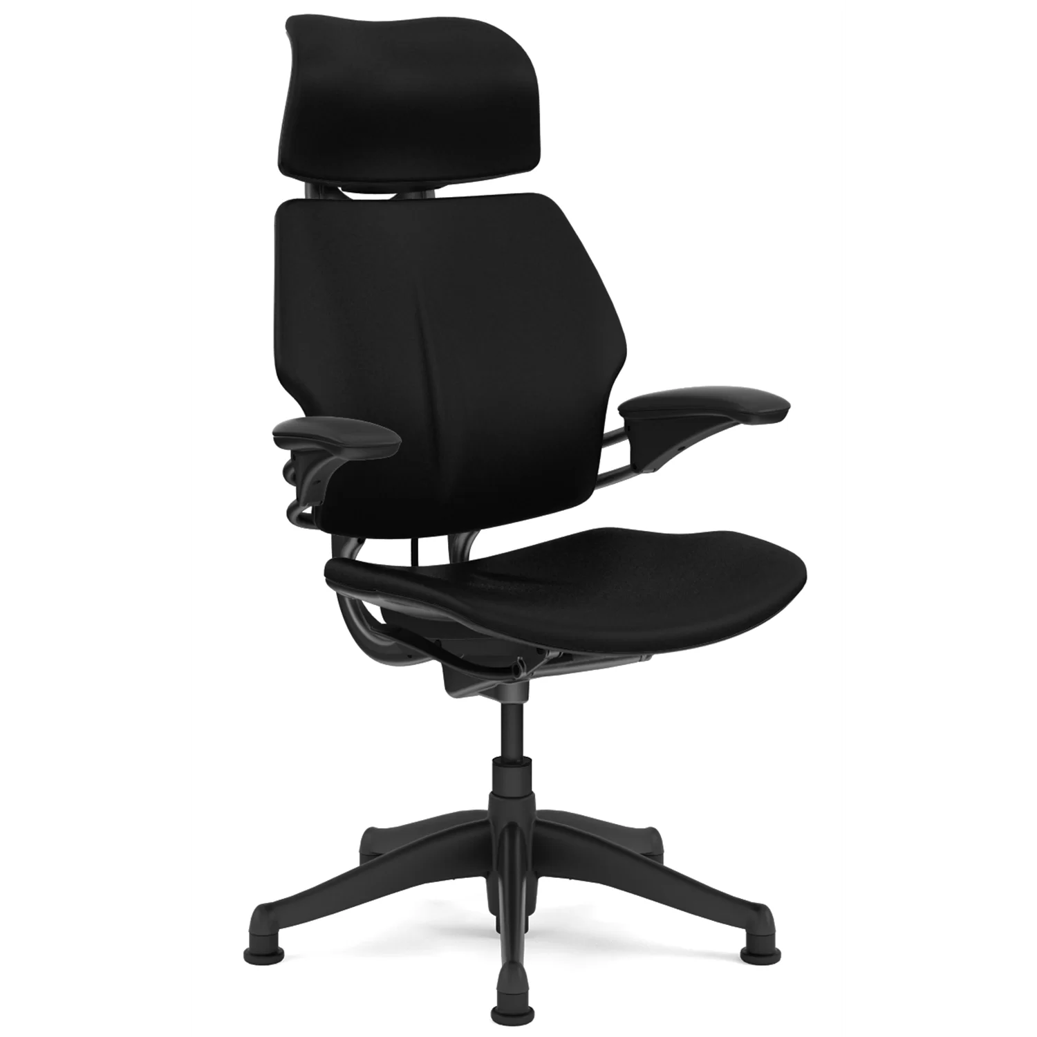 humanscale liberty office chair review no back freedom with headrest and reviews