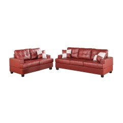 Bobkona Sectional Sofa Embly Instructions How To Build A Pallet Table Poundex Sherman And Loveseat Set Reviews