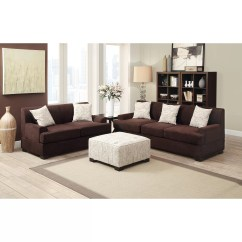 Bobkona Sofa Set Woodworking Plans Table Poundex Barrie And Loveseat Reviews