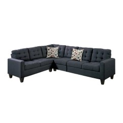Poundex Bobkona Arcadia Sofa And Loveseat Set Hollywood Regency Velvet Burril Reversible Sectional Reviews