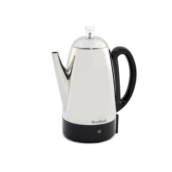 West Bend 12 Cup Electric Percolator &