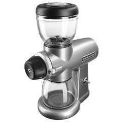 Electric Grinder Kitchen Cost Per Linear Foot Cabinets Kitchenaid Burr Coffee Wayfair
