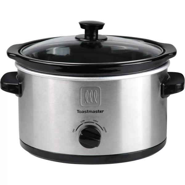 Toastmaster 4-quart Slow Cooker &
