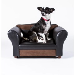 Mini Dog Sofa Small Designer Bed Keet Two Toned And Reviews Wayfair