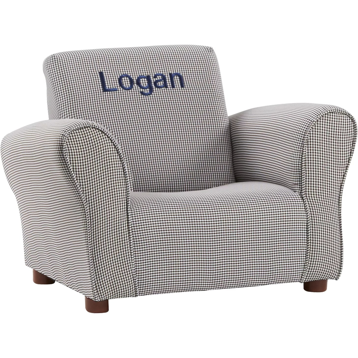 personalized little kid chair custom bean bag chairs canada keet furniture kids club