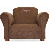 Keet Little-Furniture Personalized Kids Club Chair ...