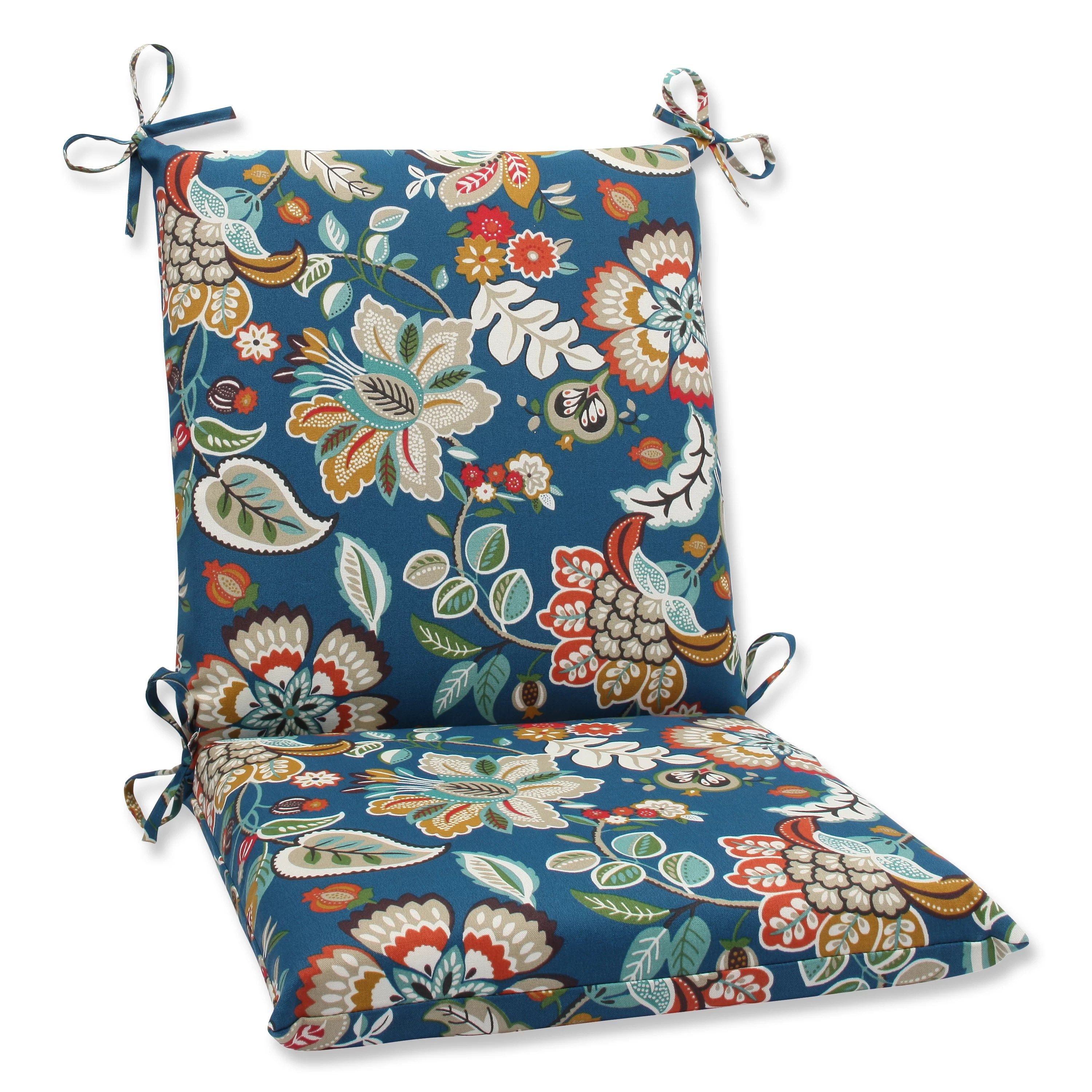 Outdoor Lounge Chair Cushions Pillow Perfect Telfair Peacock Outdoor Lounge Chair