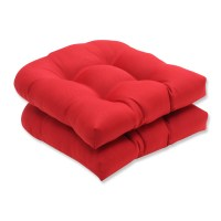 Pillow Perfect Outdoor Dining Chair Cushion & Reviews ...