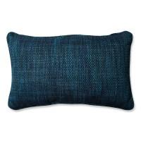 Pillow Perfect Tweak Azure Throw Pillow | Wayfair