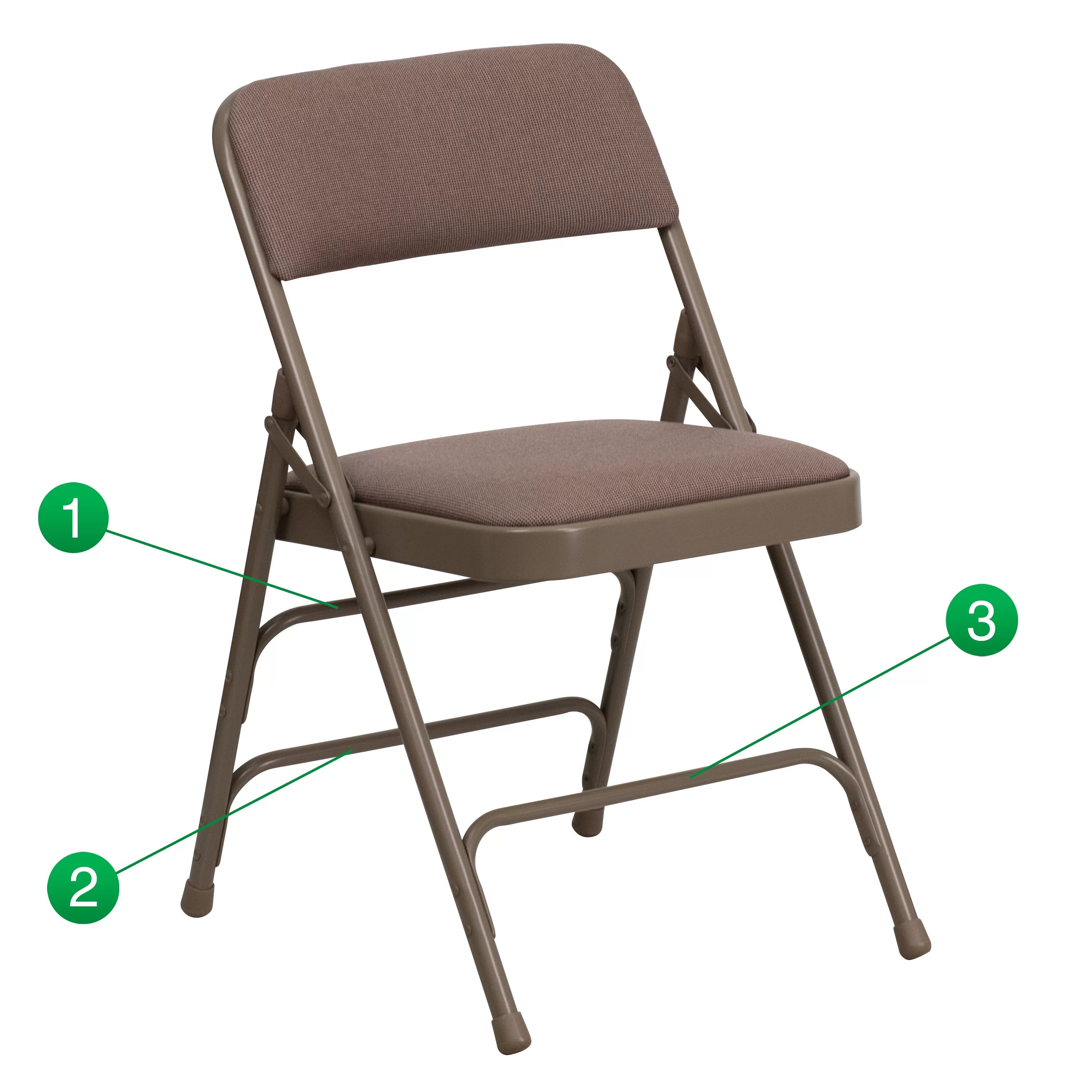 Hercules Folding Chairs