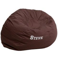 Blue Bean Bag Chair Chairs For Tweens Flash Furniture Wayfair