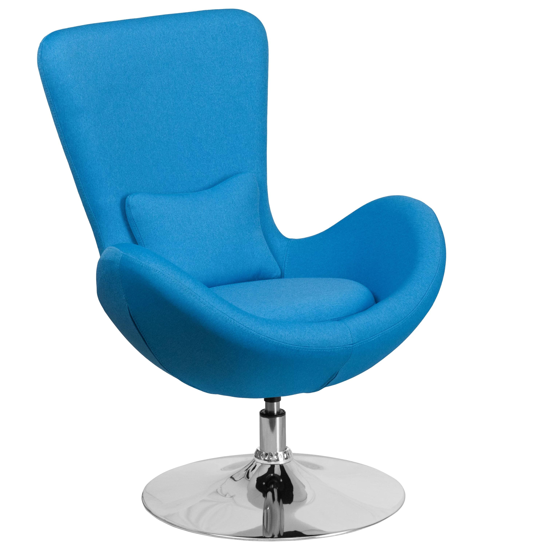 Flash Furniture Egg Series Lounge Chair  Reviews  Wayfairca