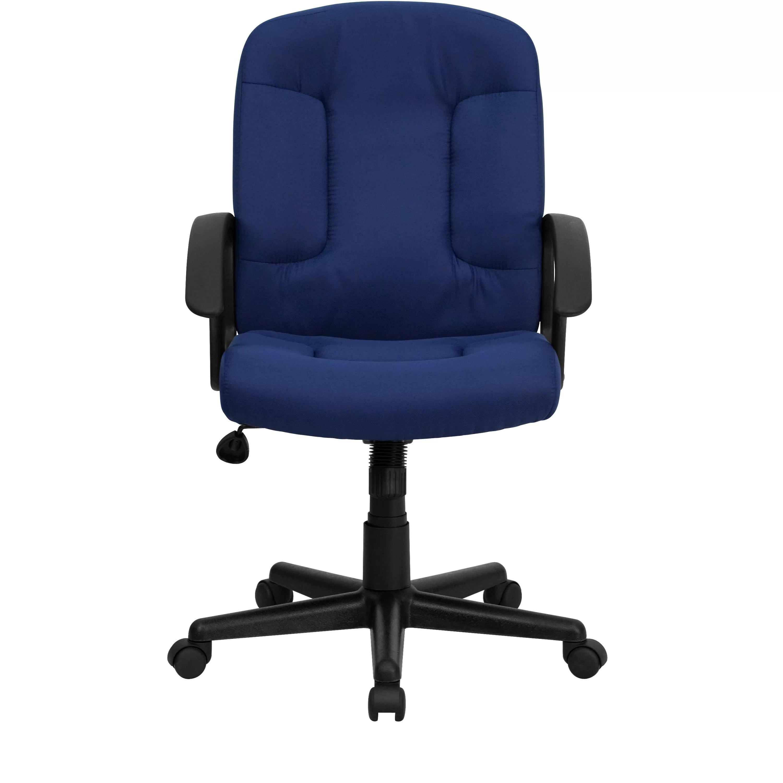 desk chair reviews design program flash furniture mid back and wayfair ca