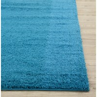 World Rug Gallery Florida Turquoise Area Rug & Reviews ...