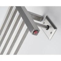 Amba Radiant Wall Mount Hardwired Electric Towel Warmer ...