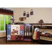 Geenny Boutique Horse Cowboy 13 Piece Crib Bedding Set ...
