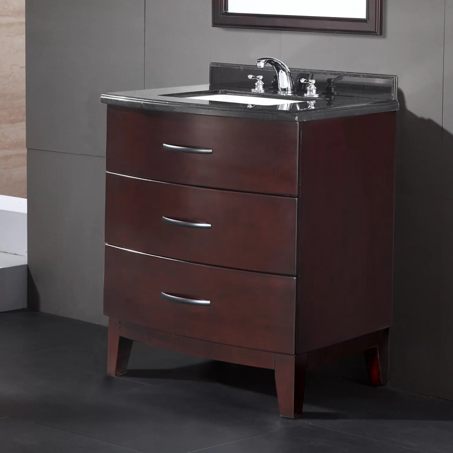 Ove Decors Tobo 30 Single Bathroom Vanity Set  Reviews  Wayfair