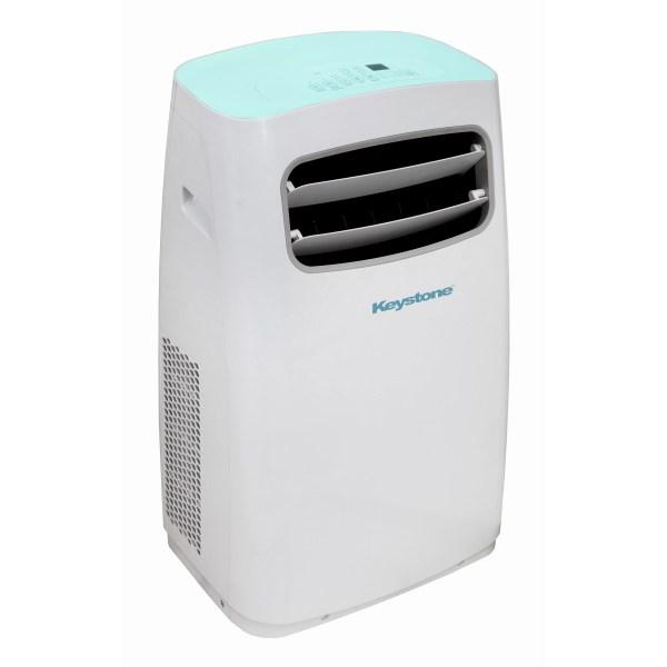 Keystone 14 000 Btu Portable Air Conditioner With Remote &