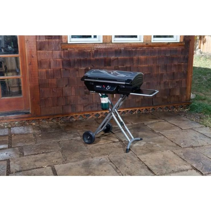 Coleman Fire Pit And Grill Lovely Coleman Outdoor Fireplace Grill Coleman Roadtrip Propane Grill & Reviews | Wayfair