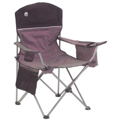 Coleman Max Camping Chair La Z Boy And A Half Oversize Quad With Cooler Reviews Wayfair
