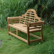 Anderson Teak Marlborough Garden Bench