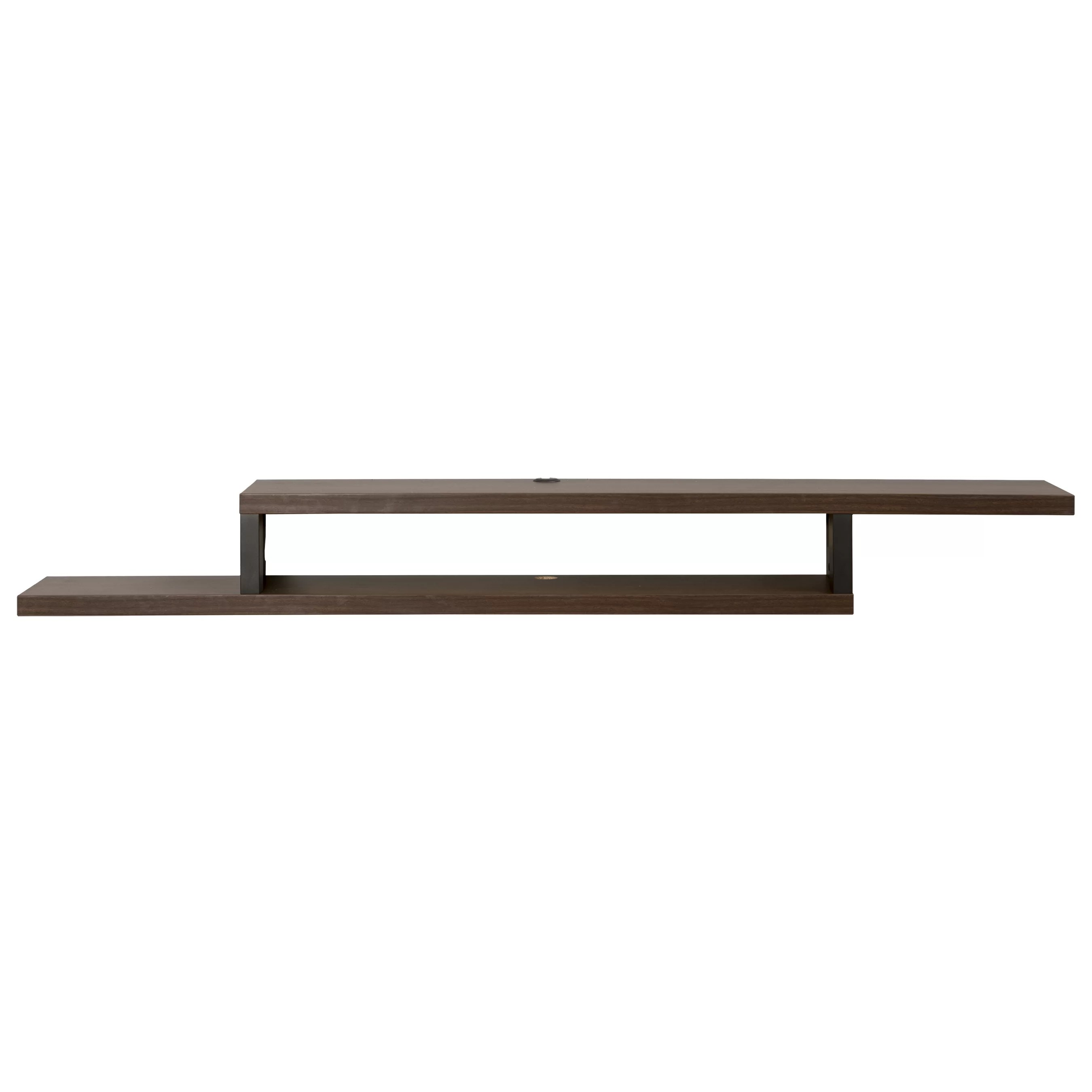 "Martin Home Furnishings Ascend 72"" Asymmetrical Wall"