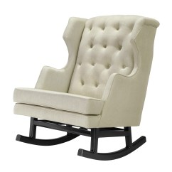 Nursery Rocker Chair Reviews Weave Rope Bottom Works Empire And Wayfair