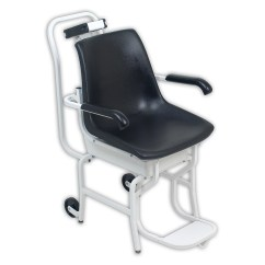 Detecto Chair Scale Drive Shower Digital With Lift Away Arms And