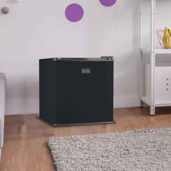 Black & Decker 1.7 Cu. Ft. Compact Refrigerator