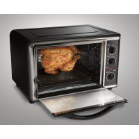 Hamilton Beach Countertop Convection & Rotisserie Oven ...
