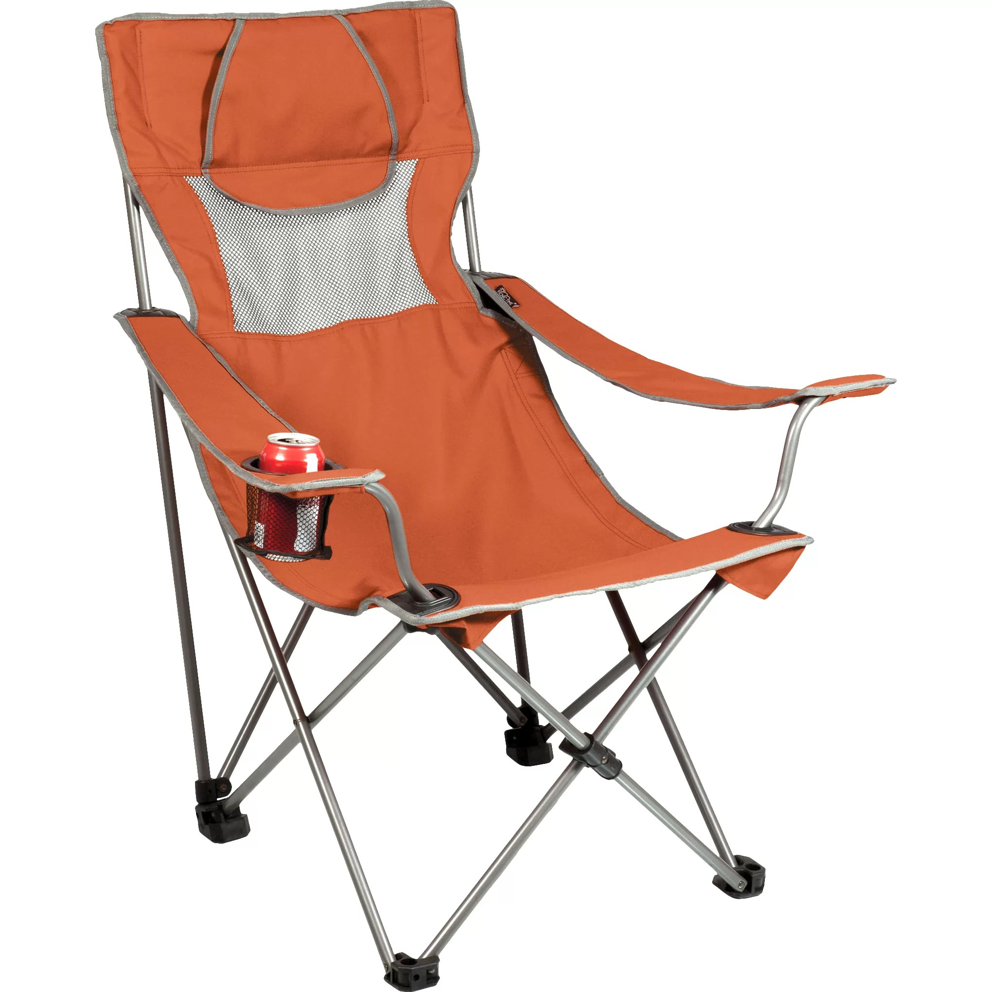 picnic time chairs cheap chair cushions campsite camp and reviews wayfair ca