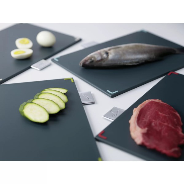Joseph Joseph Index 100 5 Piece Chopping Board Set ...