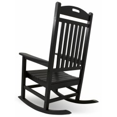 Outdoor Rocking Chairs For Sale White Wood Desk Chair Polywood Yacht Club And Reviews Wayfair