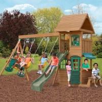 Big Backyard Windale Wooden Swing Set & Reviews | Wayfair