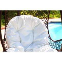 Swing Chair Wayfair Desk Plan View Alpine With Cushions