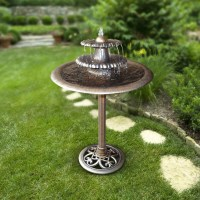 Alpine 3 Tier Fountain & Reviews | Wayfair